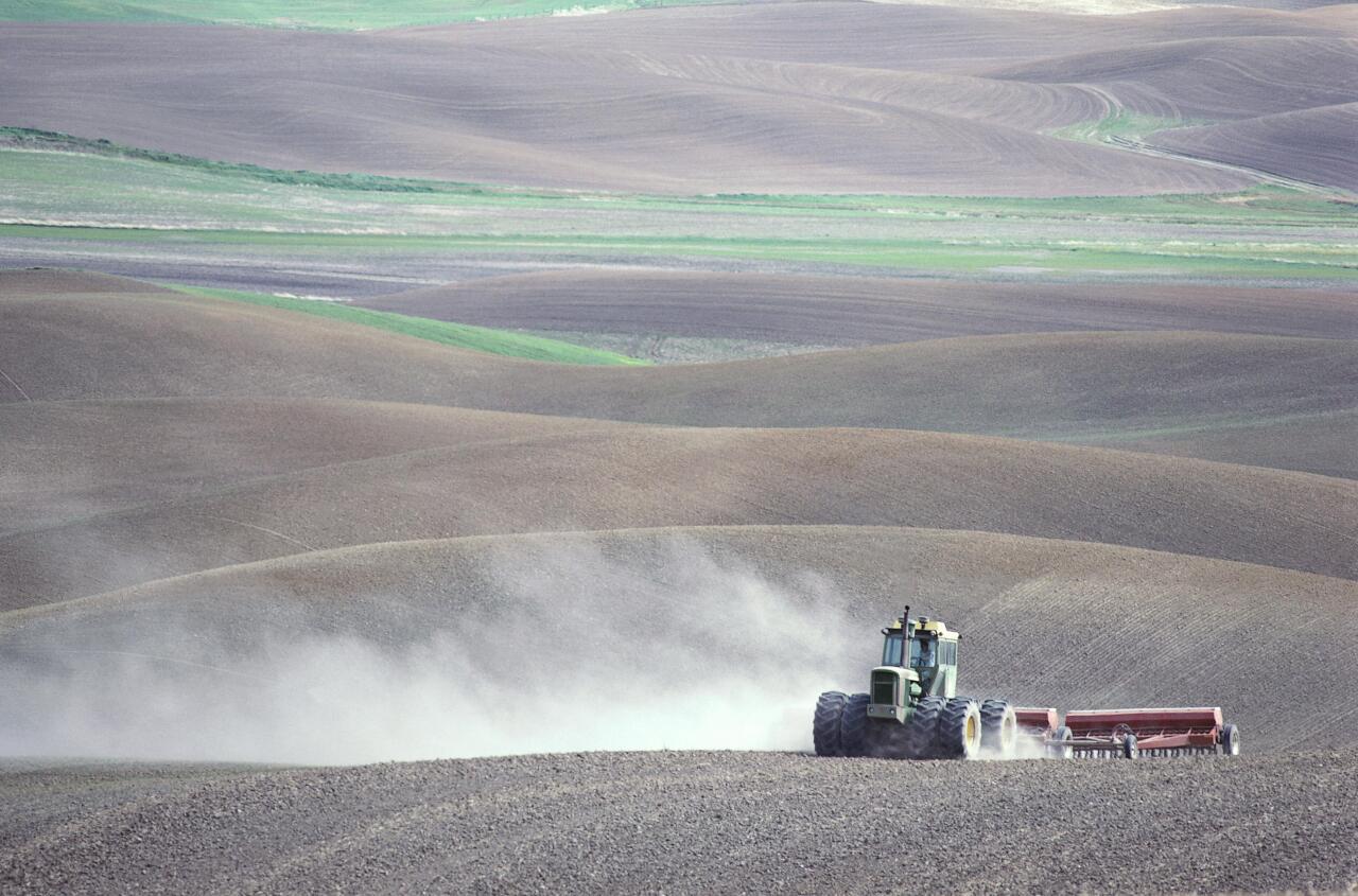 Traktorea, nekazaritzaren mekanizazioaren adierazgarria