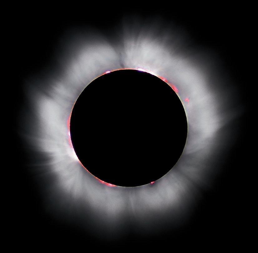 Eguzki-eklipse osoa